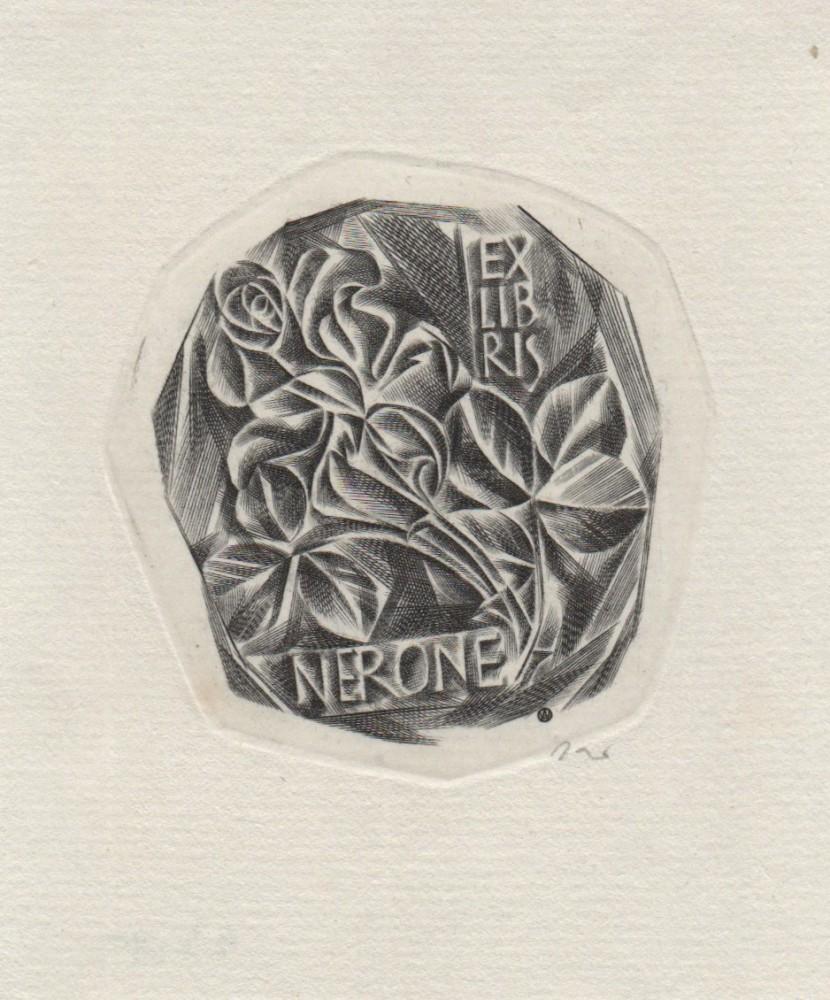 Exlibris NERONE